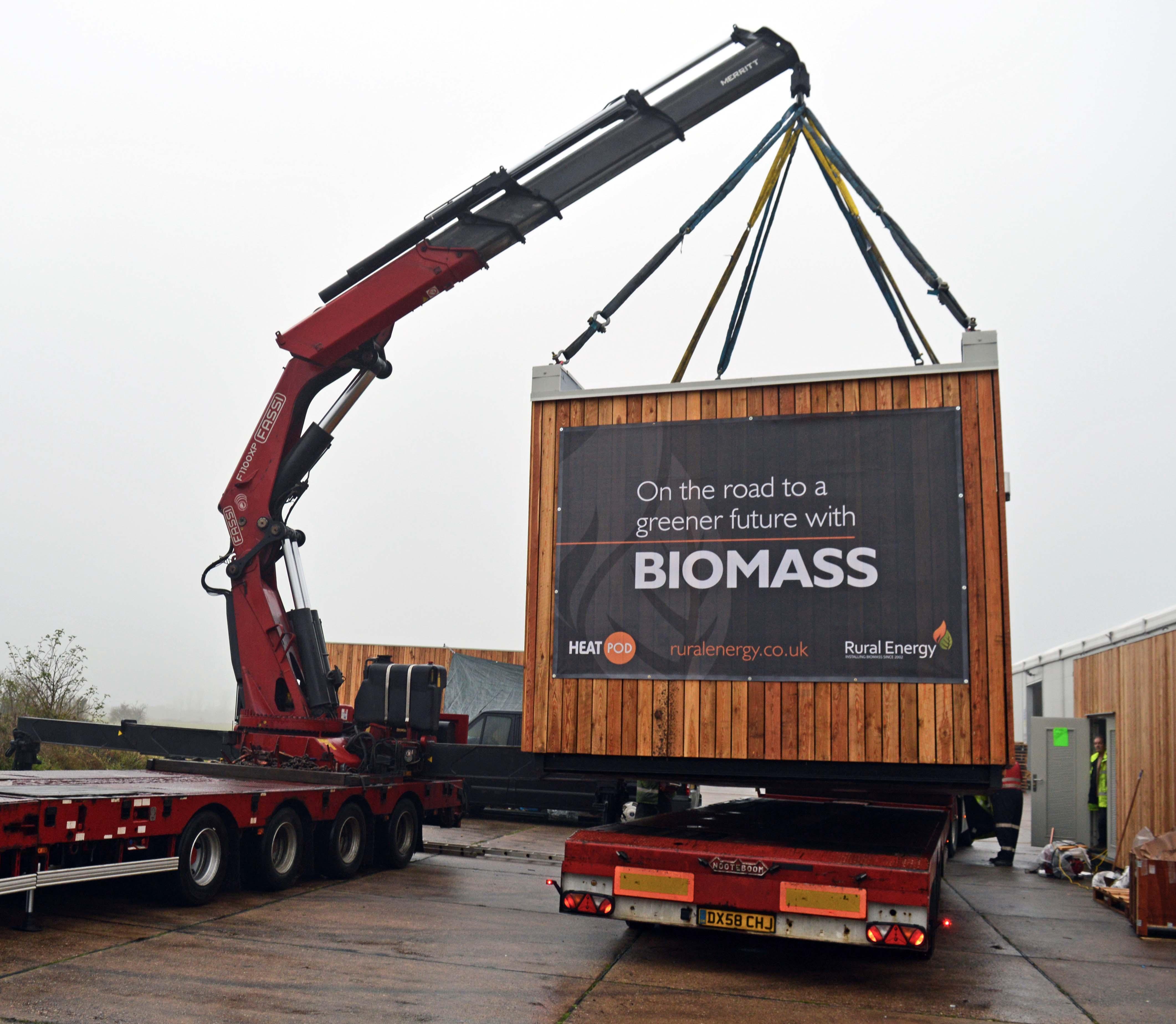 Buckinghamshire County Council Biomass Framework