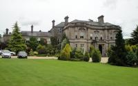 Tre-Ysgawen Hall Hotel & Spa set in beautiful grounds in Anglesey
