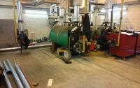 Eightlands district heating project installation