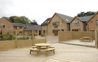 Alma Park is a business park heated by biomass