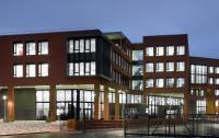 The Waterhead Academy building