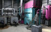 Polytechnik industrial biomass boiler