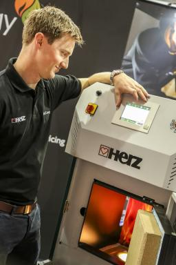 Meet the Herz UK team at Energy Now Expo