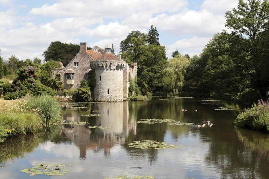 Scotney Castle biomass talk and tour success!