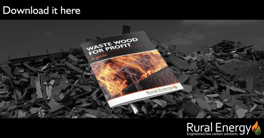 NEW Waste Wood for Profit brochure