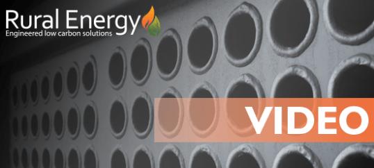 [VIDEO] Waste Wood Boiler Installation: Part 1