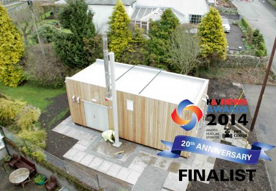 Rural Energy is Shortlisted for TWO H&V News Awards Categories!
