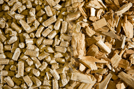 Wood Chip vs. Wood Pellets - The benefits of different types of biomass wood fuel