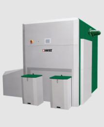 Firematic 499kW, the smallest 499kW biomass boiler in the world
