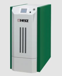 Herz Pelletstar pellet biomass boiler