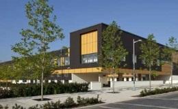 Institute for Manufacturing building at Cambridge