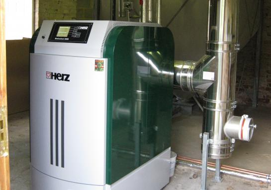 Domestic Biomass Boilers Rural Energy