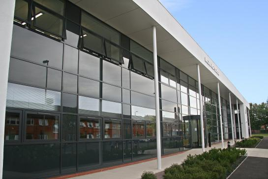 Madani High School in Leicester